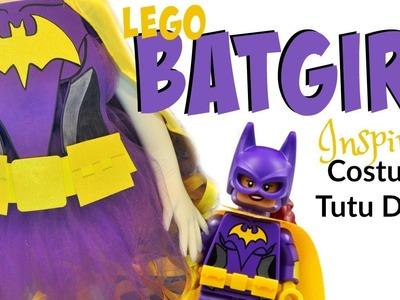 How To Make a LEGO Batgirl Costume Tutu Dress