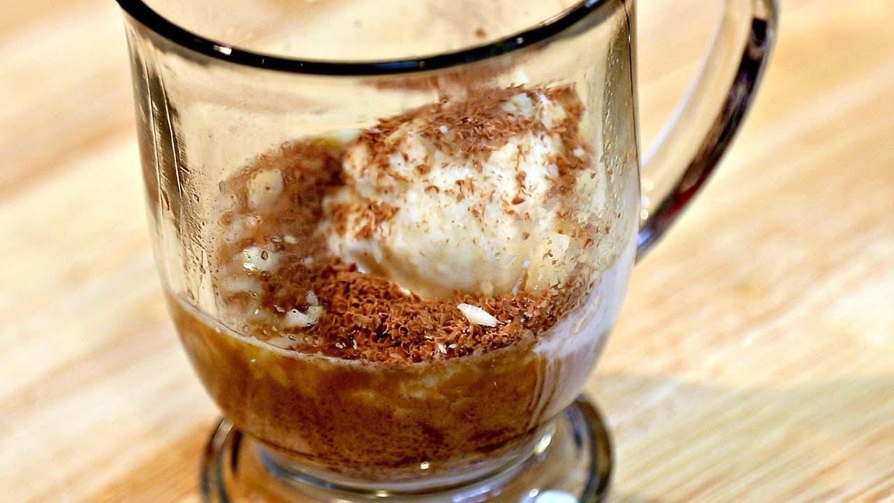 HOW TO MAKE AN AFFOGATO!