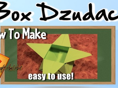 How to make box dzudaco