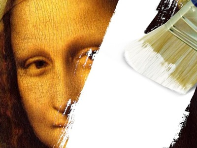 HOW TO Reuse The Canvas Of An Old Oil Or Acrylic Painting #ArtsAndCrafts #Painting
