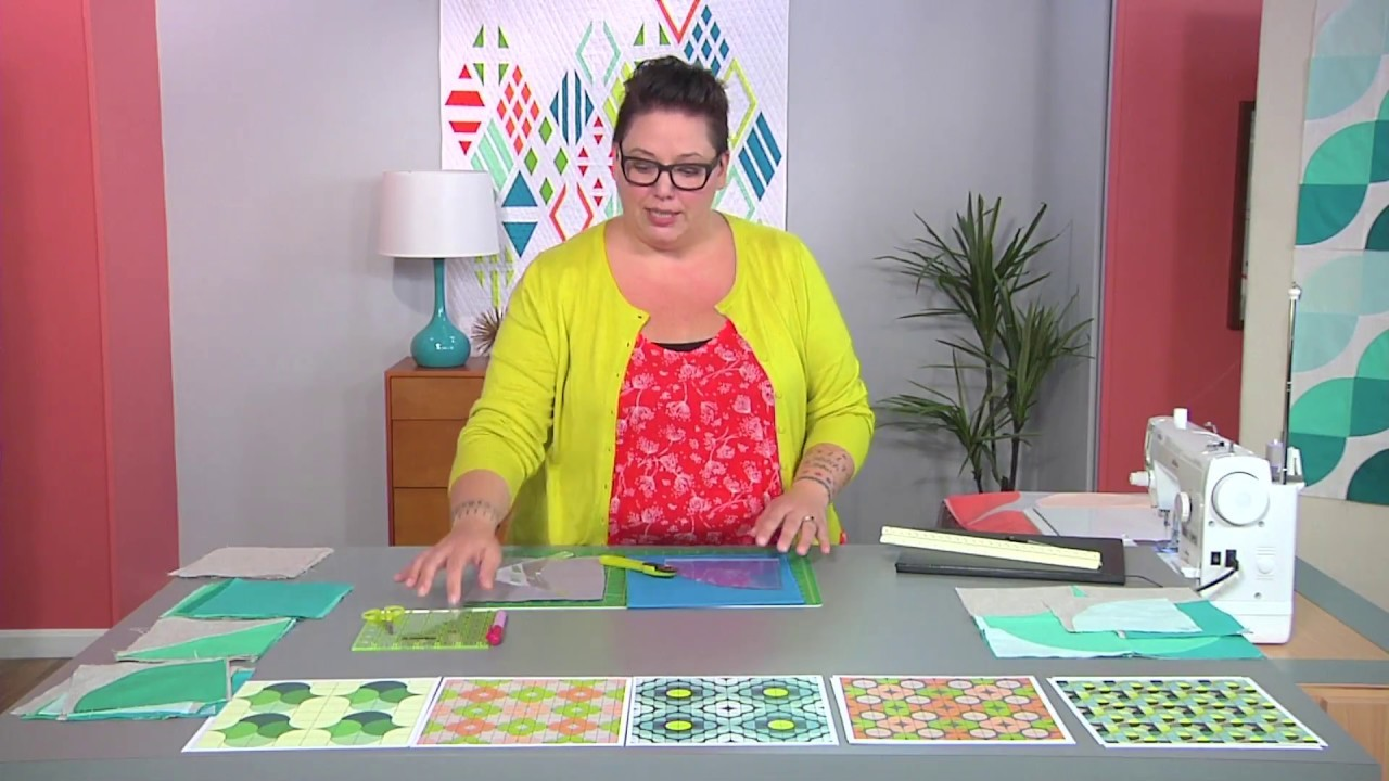 How to Sew Curves – As seen on Fresh Quilting