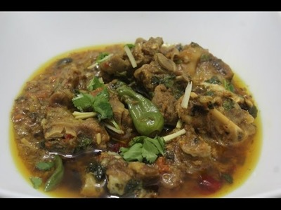 KHARA MASALA GOSHT || how to make khara masala mutton