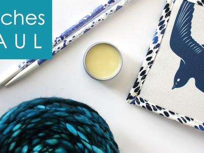 My Knitting Haul | Stitches West 2017
