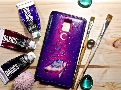 Phone case Art - Painting a Cat - DIY ╱ INSPIRATIONAL ART