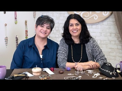 Artbeads Cafe - Cool Jewelry Supplies with Cynthia Kimura and Yvette