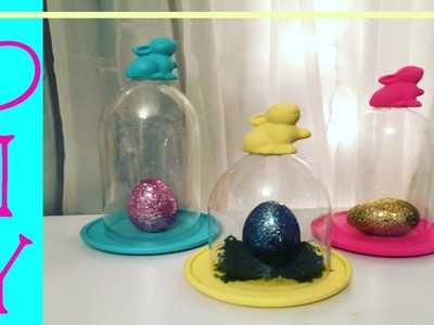 Dollar tree DIY. Easter home decor