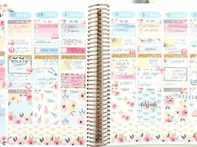 Plan with Me: Celebrate ft. Hello Petite Paper!