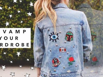 Revamp Your Wardrobe: Denim Jackets • DIY | Lana