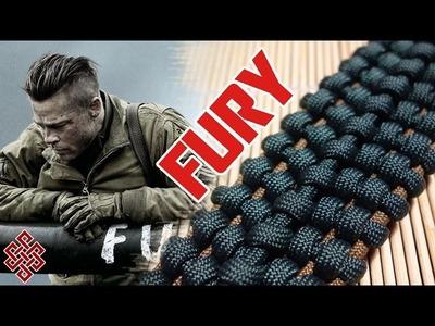 Fury Cuff Paracord Bracelet Tutorial