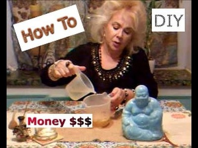 How To DIY~Attract Money Bath.Shower Magikal Spell