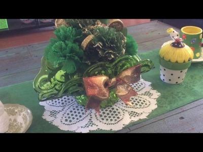 St. Patrick's DIY Home Decor Ideas☘️☘️☘️☘️☘️