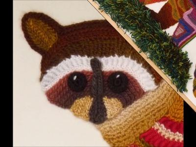 2017  Crochet Art by Ann Benoot