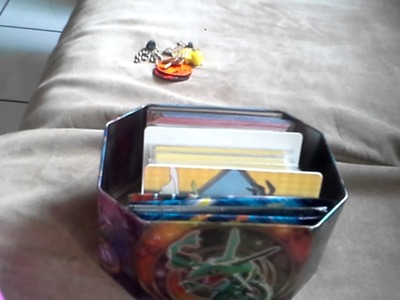 How to organize your pokemon cards in a tin
