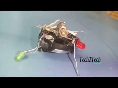 Mini Robo How To Make | Tech 2 Tech Telugu