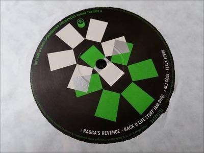 Ragga's Revenge - Back II Life (Tuff Jam Dub + Tuff Jam DIY Dub)