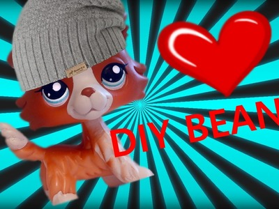 DIY: How to Make a lps Beanie :)   LPS DIY  