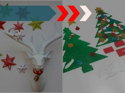 Easy Christmas Crafts for Adults - Christmas 2016