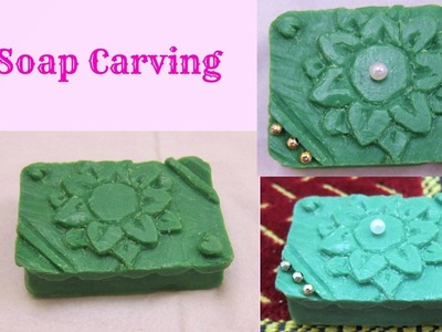 Easy Soap Carving. DIY