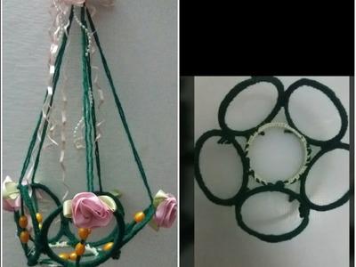 How to Make a Bangels Basket.