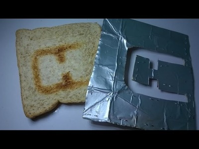 How to Print Pictures onto Toast.