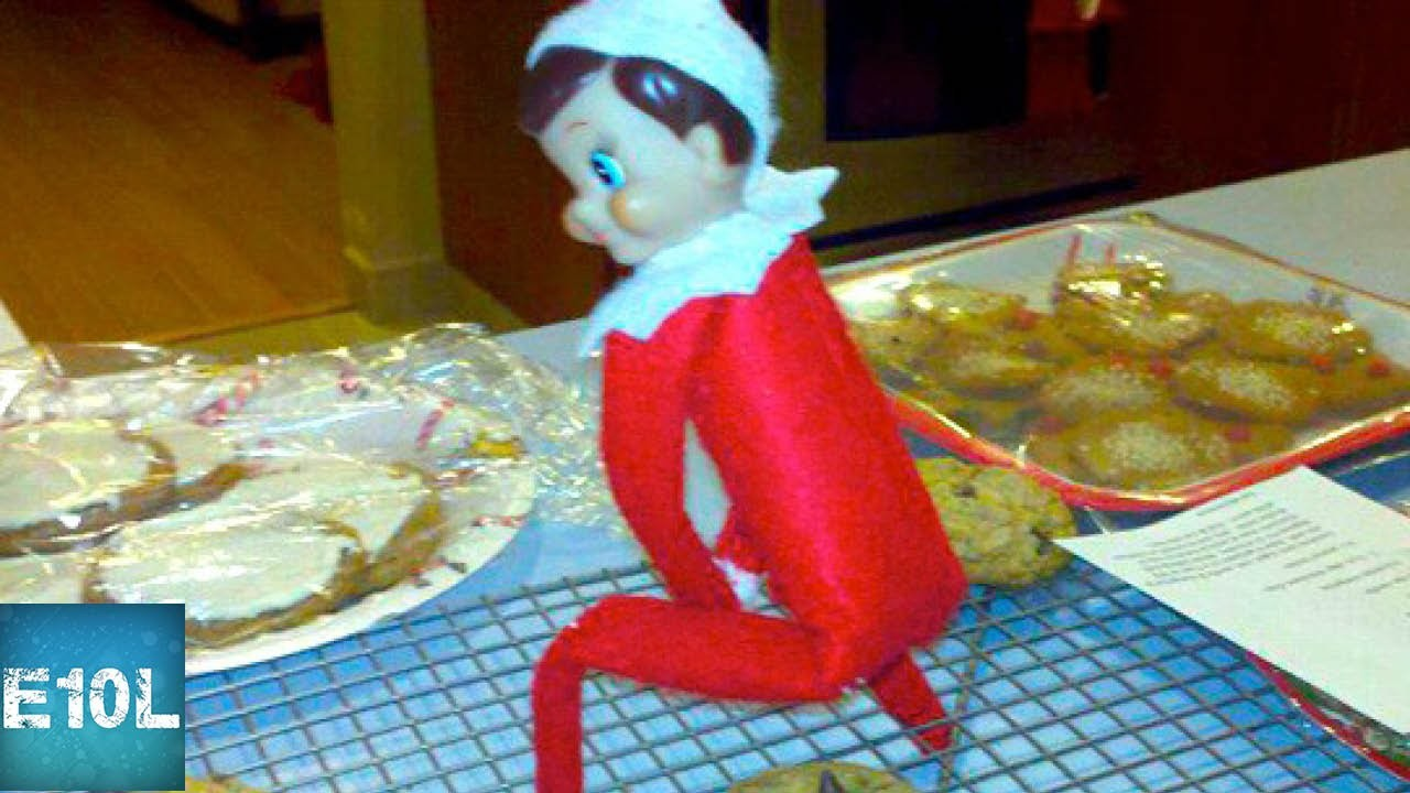 10 MOST Mischievous Elf On The Shelf Moments