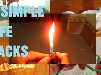 7 Life Hacks you Must Know - Simple Life Hacks