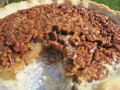 Christmas Day SOUTHERN PECAN PIE - How to make PECAN PIE Recipe
