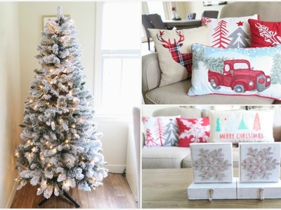Christmas Home Decor Haul - New Christmas Tree