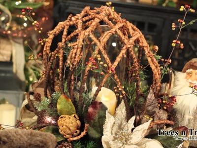 """""""Christmas Lodge"""" Christmas Cocktail Table - 2014"""