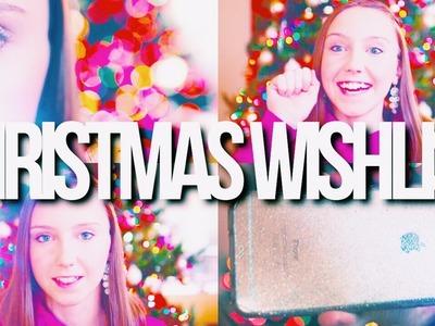 Christmas Wishlist 2015! | Teen Gift Guide