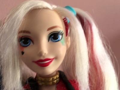 Custom Suicide Squad Harley Quinn DC superhero girls doll
