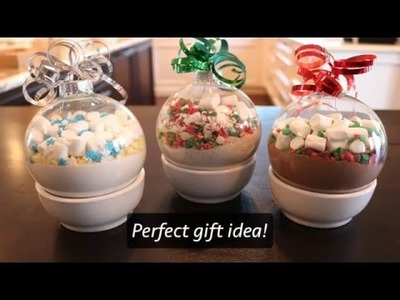 Day 3 - Hot Chocolate Ornaments