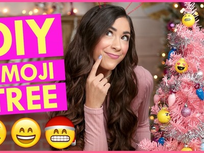 DIY HOLIDAY ROOM DECOR w. Cassie Diamond!