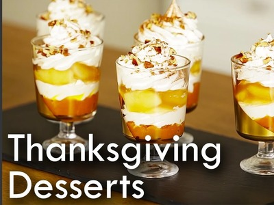 Easy Thanksgiving Dessert Recipes and Fall Treat Ideas | Kenmore