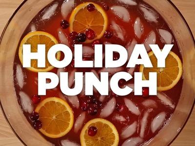 Holiday Punch - Harris Teeter Holiday Recipes