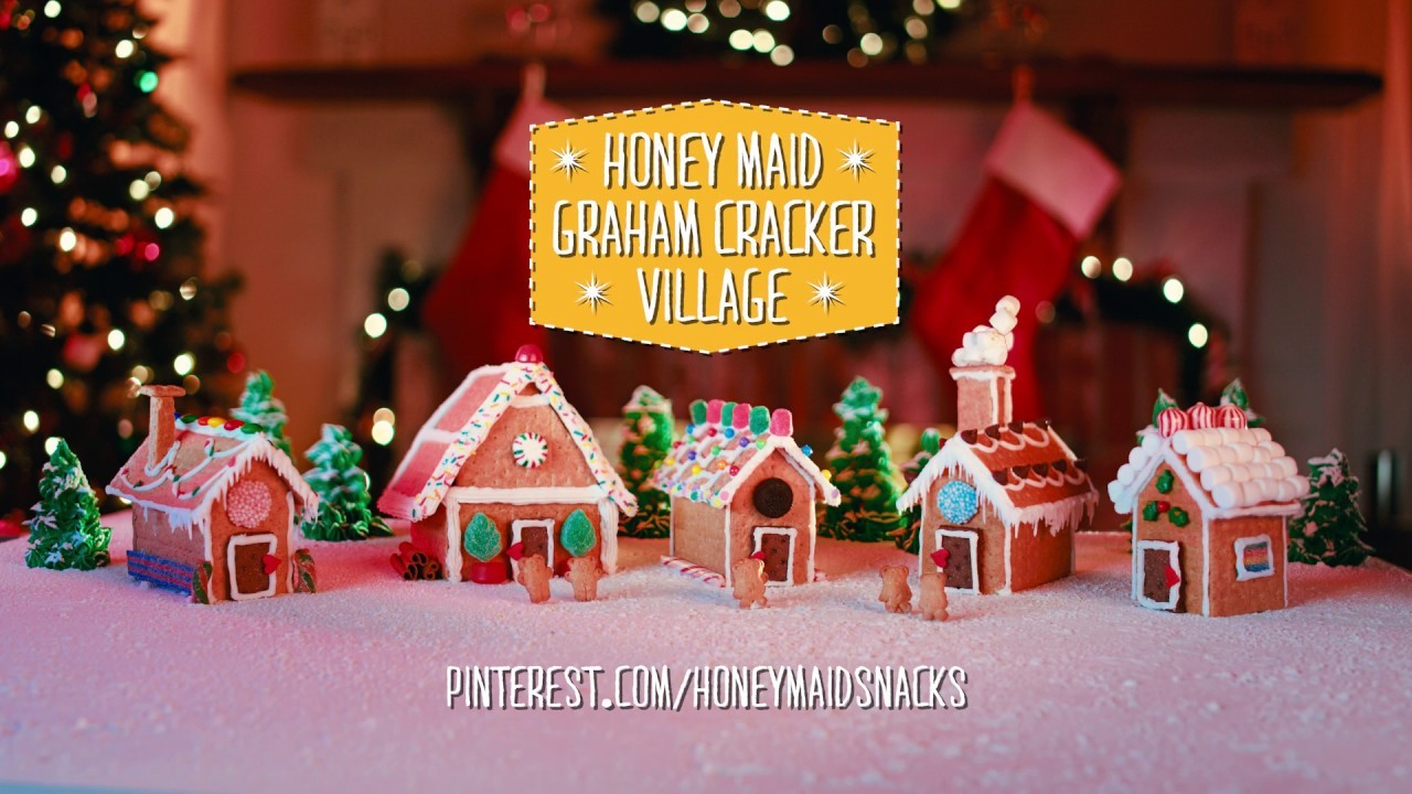Honey Maid Graham Cracker Village - :15