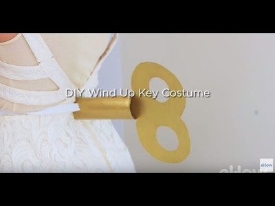 How to Create a Wind Up Key for a Costume
