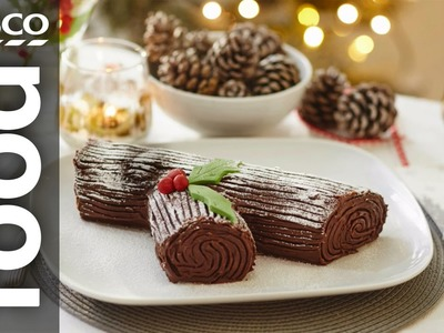 How to Make a Yule Log | Tesco Food