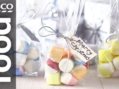 How to Make Dip Dye Marshmallows | Tesco Food