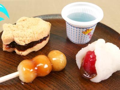 Kracie Happy Kitchen Taiyaki and Odango (Popin' Cookin') たいやき&おだんご