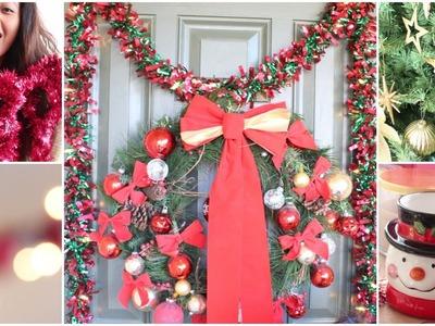 'Maeking' Christmas: Ep.1- Decorate With Me + House Tour