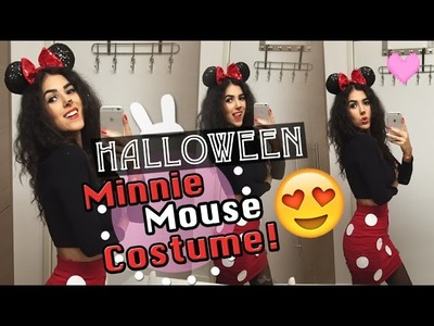 Minnie Mouse Halloween Costume!