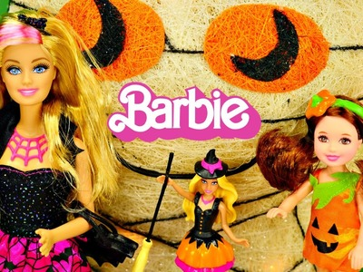 NEW 2014 Halloween Barbie Dolls Trick or Treat Barbies Costume by Disney Cars Toy Club
