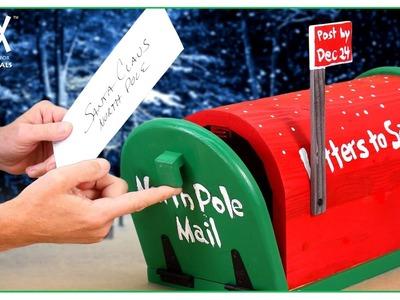 Santa's Mailbox. Direct service to the North Pole!