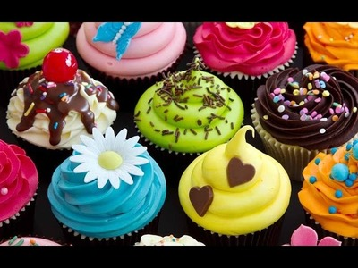 The most satisfying video in the world - Amazing cake decorating compilation #1