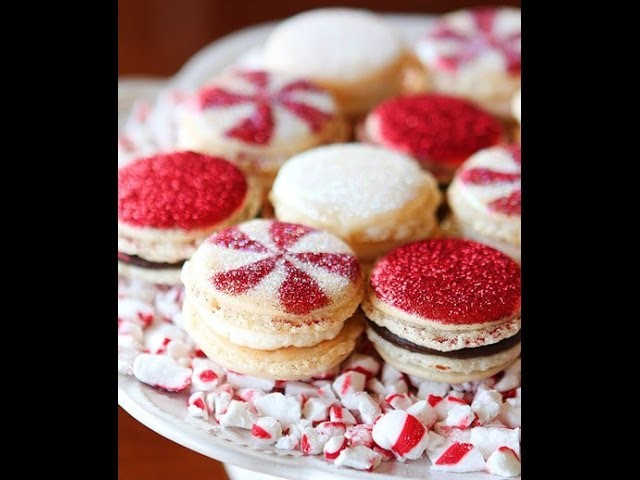 Top 10 Mini Christmas Desserts You'll Want To Eat On Christmas