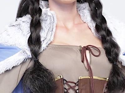 Viking Vixen Sexy Women's Halloween Costume
