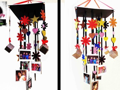 Wind Chime | Hanging Photo Frame | Art with Creativity