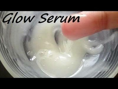 DIY Glow serum for summer ????