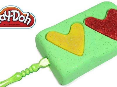 Play Doh Ice Cream Maker DIY Play Dough Ice Cream - Play Doh Kids Videos